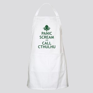 Panic Scream and Call Cthulhu Apron